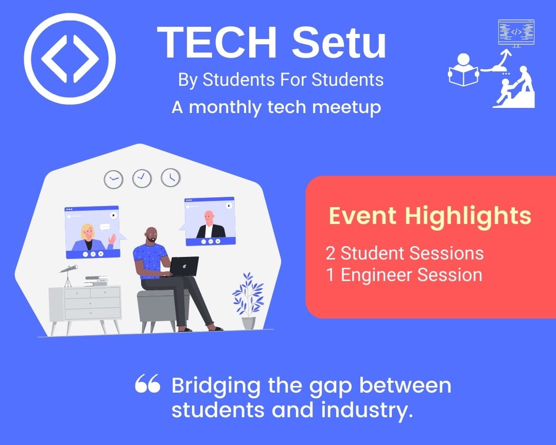 Event report for TECH Setu First Monthly Meetup
